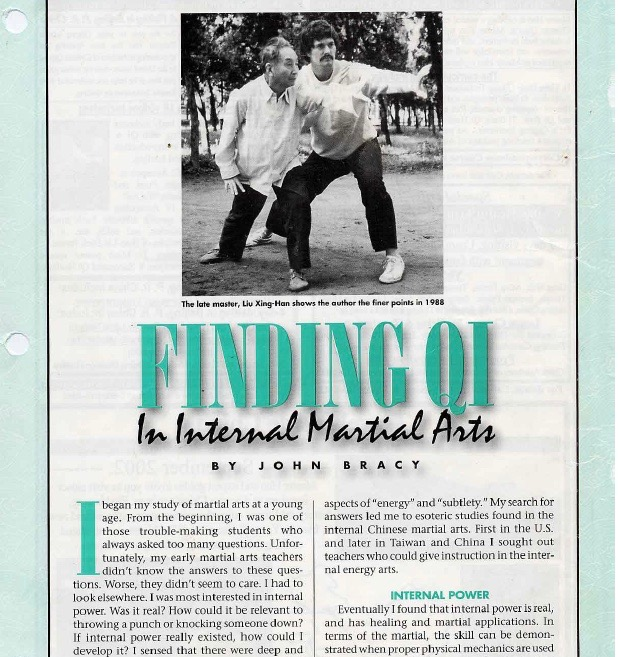 Qi Magazine Article